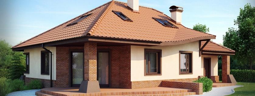 Дом из сип панелей - это практично и современно